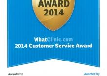 WhatClinic.com Award