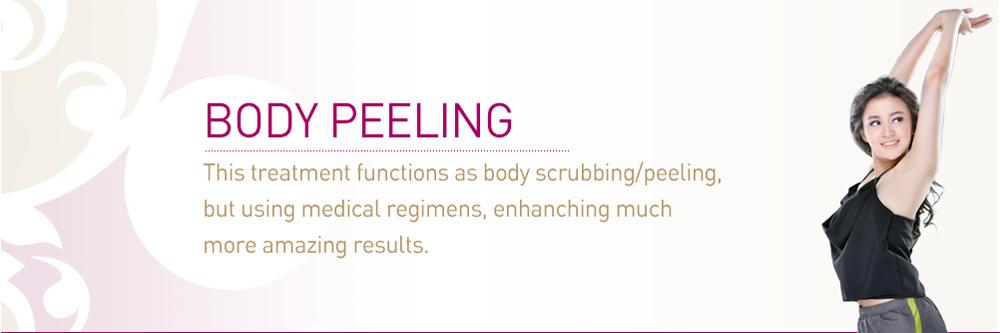 Body Peeling
