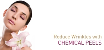 Remove your wrinkles with Chemical Peel