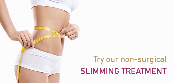 Slimming Treatment with Radio Frequency