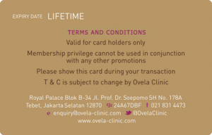 Gold Card Back