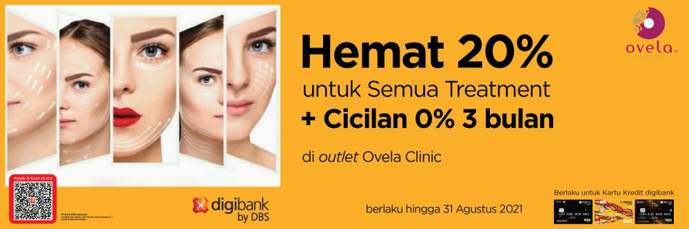DBS Promotion for Ovela Clinic
